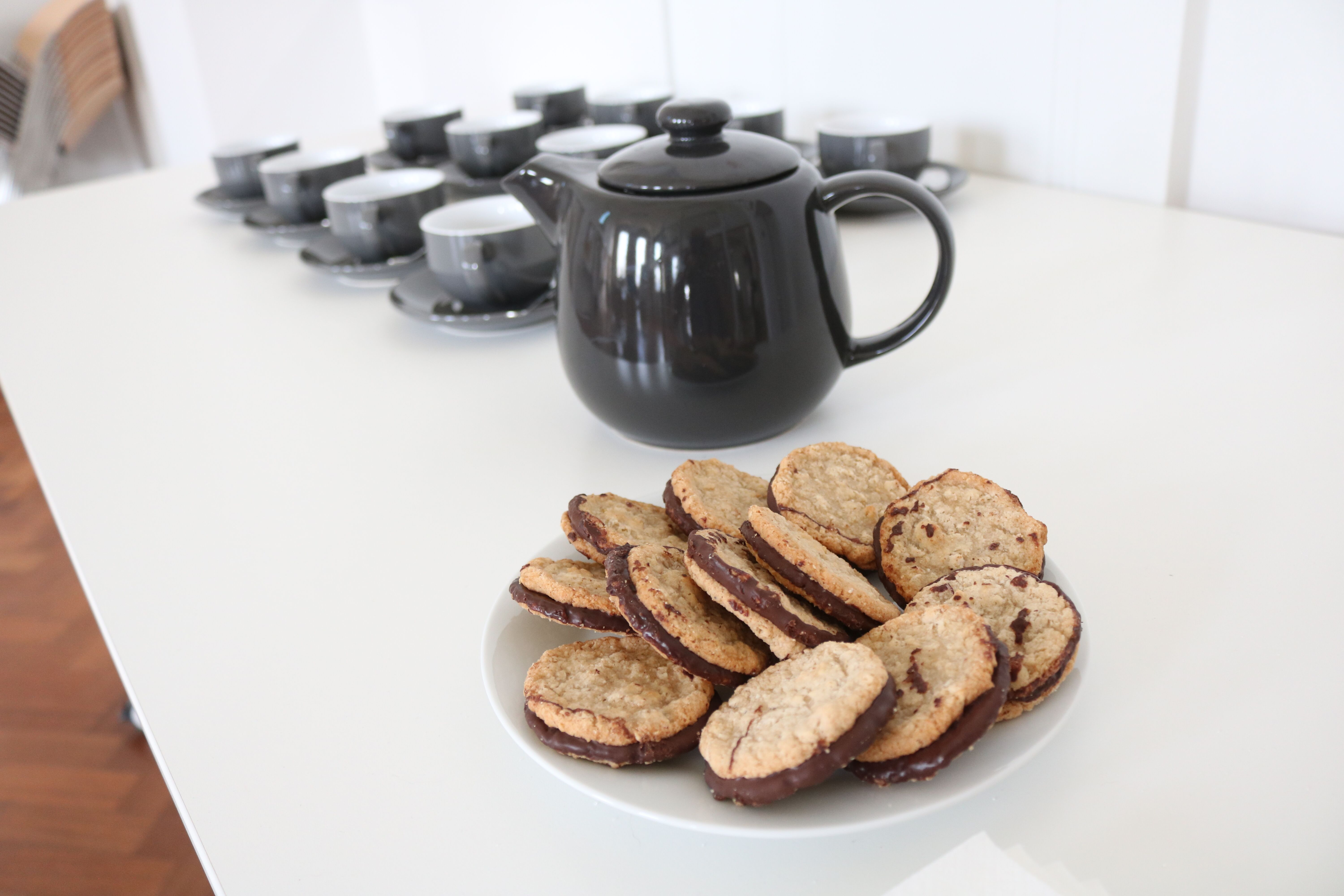 Tea and Biscuits